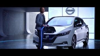 2018 Nissan LEAF TV Spot, 'Power Up' [T2]