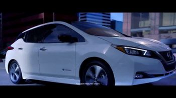 2018 Nissan LEAF TV Spot, 'Power Up' [T2] - Thumbnail 2