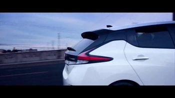 2018 Nissan LEAF TV Spot, 'Power Up' [T2] - Thumbnail 3
