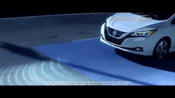 2018 Nissan LEAF TV Spot, 'Power Up' [T2] - Thumbnail 5