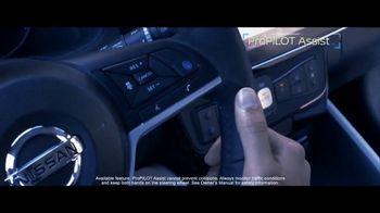 2018 Nissan LEAF TV Spot, 'Power Up' [T2] - Thumbnail 6