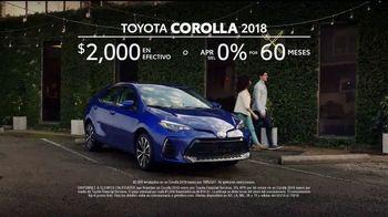 2018 Toyota Corolla TV Spot, 'Robot mayordomo' [Spanish] [T2] - Thumbnail 8