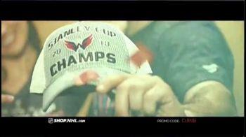 NHL Shop TV Spot, 'Washington Capitals: Stanley Cup Champions' - Thumbnail 4