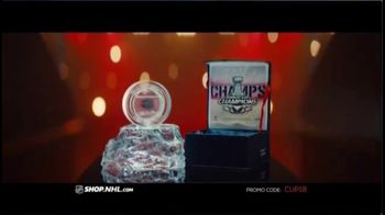 NHL Shop TV Spot, 'Washington Capitals: Stanley Cup Champions'