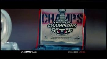 NHL Shop TV Spot, 'Washington Capitals: Stanley Cup Champions' - Thumbnail 6