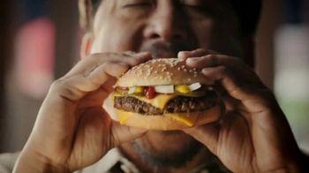 McDonald's Quarter Pounder TV Spot, 'Speechless: Free Fries' - Thumbnail 1