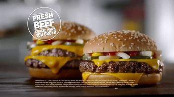 McDonald's Quarter Pounder TV Spot, 'Speechless: Free Fries' - Thumbnail 9
