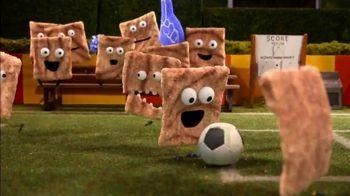 Cinnamon Toast Crunch TV Spot, 'Squares vs. Squares'