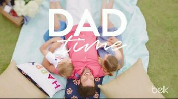Belk Father's Day Sale TV Spot, 'It's Dad Time' - Thumbnail 8