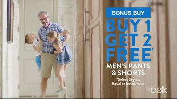 Belk Father's Day Sale TV Spot, 'It's Dad Time' - Thumbnail 3