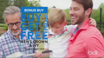 Belk Father's Day Sale TV Spot, 'It's Dad Time' - Thumbnail 4