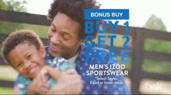 Belk Father's Day Sale TV Spot, 'It's Dad Time' - Thumbnail 5