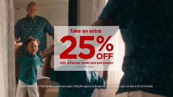 JCPenney TV Spot, 'Father's Day: The Best: 25 Percent Off' - Thumbnail 8