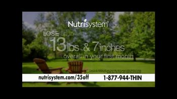 Nutrisystem Summer Sales Event TV Spot, 'Great Start' Feat. Marie Osmond