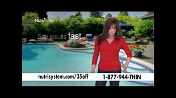 Nutrisystem Summer Sales Event TV Spot, 'Great Start' Feat. Marie Osmond - Thumbnail 7