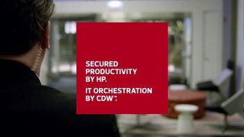 CDW & HP TV Spot, 'Help You Take Your Defenses Wherever You Go' - Thumbnail 9