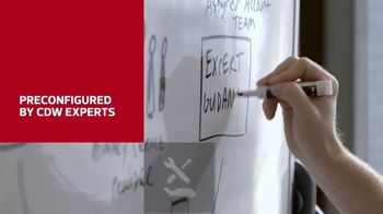CDW & HP TV Spot, 'Help You Take Your Defenses Wherever You Go' - Thumbnail 7