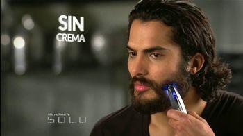 MicroTouch Solo TV Spot, 'Precisión perfecta' [Spanish] - Thumbnail 9