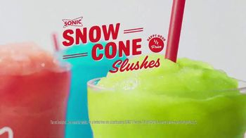 Sonic Drive-In Snow Cone Slushes TV Spot, 'The Dill' - Thumbnail 10