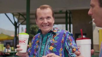 Sonic Drive-In Snow Cone Slushes TV Spot, 'The Dill' - Thumbnail 5