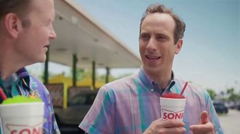 Sonic Drive-In Snow Cone Slushes TV Spot, 'The Dill' - Thumbnail 6