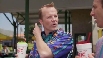 Sonic Drive-In Snow Cone Slushes TV Spot, 'The Dill' - Thumbnail 8