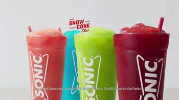 Sonic Drive-In Snow Cone Slushes TV Spot, 'The Dill' - Thumbnail 9