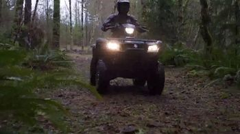 2019 Suzuki KingQuad TV Spot, 'Legendary' - Thumbnail 2