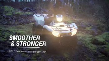 2019 Suzuki KingQuad TV Spot, 'Legendary' - Thumbnail 3
