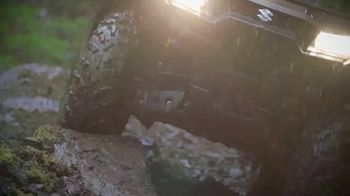 2019 Suzuki KingQuad TV Spot, 'Legendary' - Thumbnail 4