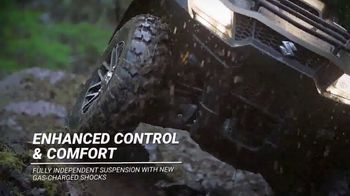 2019 Suzuki KingQuad TV Spot, 'Legendary' - Thumbnail 5