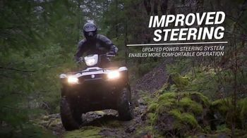 2019 Suzuki KingQuad TV Spot, \'Legendary\'