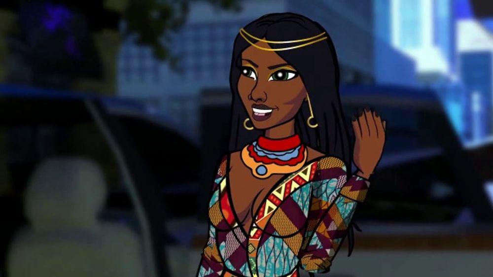 CÎROC TV Commercial, 'FOX: Blue Dot Nights: African Queen' Featuring Sean  Combs - Video