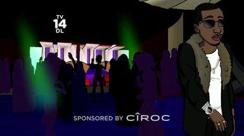 CÎROC TV Spot, 'FOX: Blue Dot Nights: African Queen' Featuring Sean Combs - Thumbnail 2