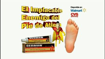 Derman TV Spot, 'El implacable enemigo del pie de atleta' [Spanish] - Thumbnail 10