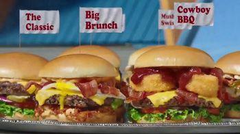 IHOP Ultimate Steakburger Combos TV Spot, 'IHOb: Burgers!'
