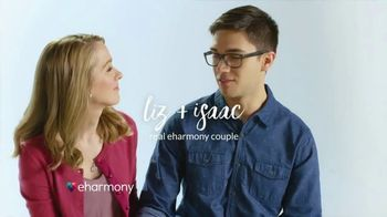 eHarmony TV Spot, \'Liz and Issac\'
