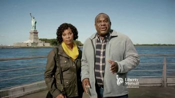 Liberty Mutual Accident Forgiveness TV Spot, \'Grudges\'