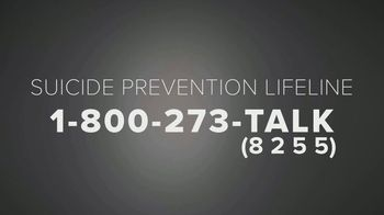 National Suicide Prevention Lifeline TV Spot, 'Please Call' - Thumbnail 7