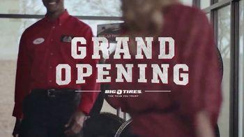 Big O Tires TV Spot, 'Grand Opening'
