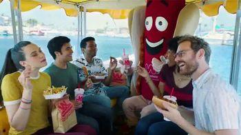 Wienerschnitzel TV Spot, 'New Crowd Pleasers'