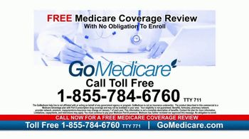 GoMedicare TV Spot, 'Free Medicare Coverage Review' - Thumbnail 6