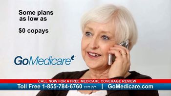 GoMedicare TV Spot, 'Free Medicare Coverage Review' - Thumbnail 3