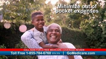 GoMedicare TV Spot, 'Free Medicare Coverage Review' - Thumbnail 5