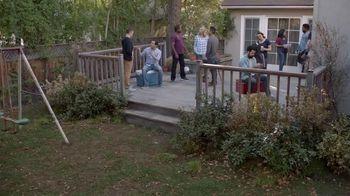 Lowe's Father's Day Savings TV Spot, 'The Moment: Good Backyard' - Thumbnail 1