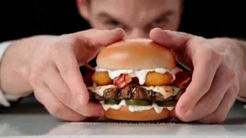 Carl's Jr. El Diablo Thickburger TV Spot, 'Pure Temptation'