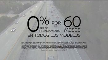 2018 Nissan Rogue TV Spot, 'Línea roja' [Spanish] [T2] - Thumbnail 8