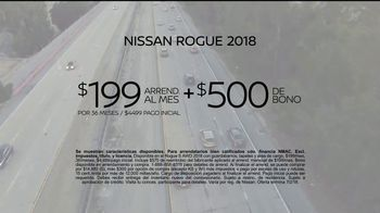 2018 Nissan Rogue TV Spot, 'Línea roja' [Spanish] [T2] - Thumbnail 9
