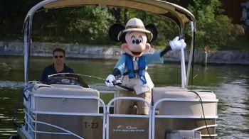 Take Me Fishing TV Spot, 'Disney Channel: New Adventures'