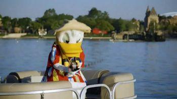 Take Me Fishing TV Spot, 'Disney Channel: New Adventures' - Thumbnail 4